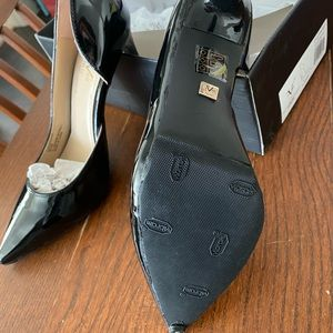 Versace patent leather heels. Brand New
